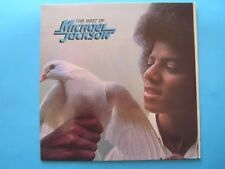 THE BEST OF MICHAEL JACKSON - RARE NZ PRESSING LP RECORD -1975