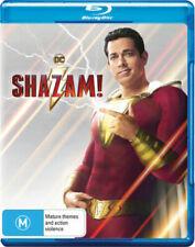 Shazam! Blu-ray BRAND NEW Region B
