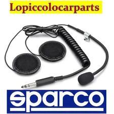 SPARCO KIT INTERFONICO PER CASCHI JET( PER USO RALLY) CODICE 00537011