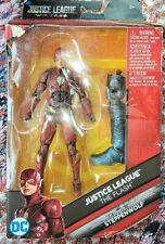 DC Multiverse Justice League Snyder Movie Flash Steppenwolf Figure