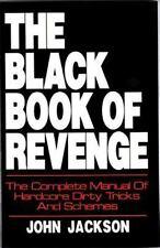 BLACK BOOK OF REVENGE - NEW PAPERBACK BOOK