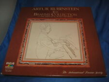 ARTHUR RUBINSTEIN - THE BRAHMS COLLECTION - RCA RECORDS-R244579 [INV-17]