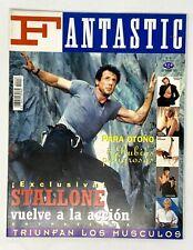 FANTASTIC MAGAZINE Nº18 SEPTIEMBRE 1993 ESPECIAL STALLONE