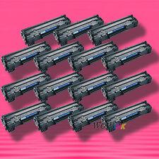 15 Non-OEM Alternative TONER for HP CE285A 85A LaserJet M1212f M1134 M1136 M1134