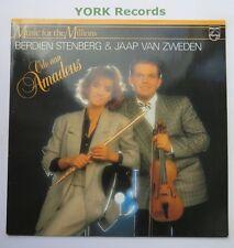 832 630-1 - BERDIEN STENBERG & JAAP VAN ZWEDEN - Ode Aan Amadeus - Ex LP Record