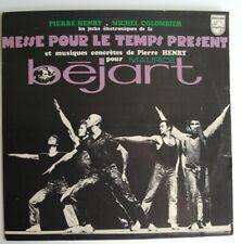 Pierre Henry • Michel Colombier – Messe Pour Le Temps Présent - 6510 014 - LP