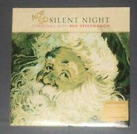 SEALED - REO Speedwagon Not So Silent Night Christmas NEW LP Holiday Rock Vinyl