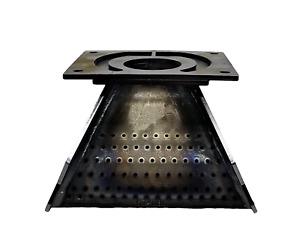 Harman P43, XXV, Advance, Accentra Insert UL Burnpot Firepot Weldment 1-10-00675