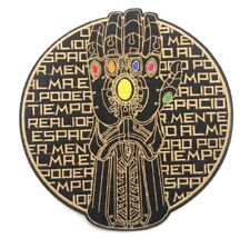 New listing Thanos 6.7 Inches Tall Embroidered Jacket Patch