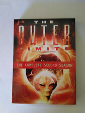 The Outer Limits Second Season Canadian release dvd
