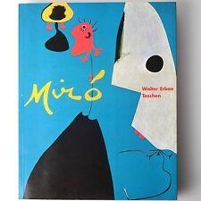 Miró Walter Erben Taschen Buch ISBN 3822800589 Paperback