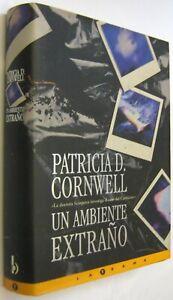 UN AMBIENTE EXTRAÑO - PATRICIA D.CORNWELL