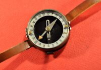 Russian Military Compass Adrianov Phosphorus of the Arrow c.1949's