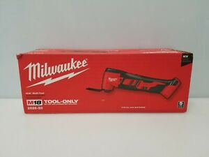 Milwaukee 2626-20 M18 18-Volt Multi Tool, Oscillating Tool, NEW (Tool-Only)
