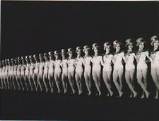 """25 Showgirls on the Stage""  *Performing/(B444) {Postcard}"