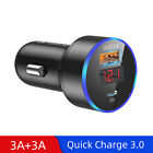 36W Car Charger FAST Charge USB PD Type C 3.0 Adapter For iPhone 12 11 Pro Max