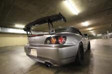 Carbon Fiber Rear Trunk Spoiler Boot GT Wing Kit For Honda S2000 SP AP1 AP2 S2K