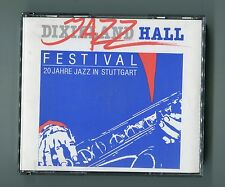 Dixieland Jazz Hall Festival 2 CD Box-Set 20 anni jazz a Stoccarda DH 92 001