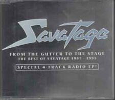 Savatage – From The Gutter To The Stage (The Best Of Savatage 1981 - 1995) E.P.