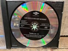 Toledo by Elvis Costello Burt Bacharach (CD, PROMO Single)