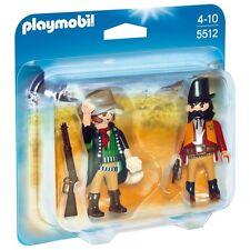 PLAYMOBIL - 5512 - Cowboy bandit et shérif  -Neuf