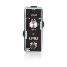 True Bypass Guitar Effect Pedal Analog Single space Reverb Effect Pedals