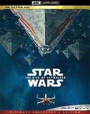 Star Wars: The Rise of Skywalker (4K Ultra Hd Blu-ray Disc, 2020)