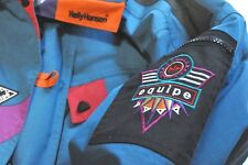Vintage Helly Hansen Equipe waterproof ski Jacket Mens Large