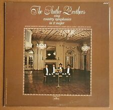 LP The Statler Brothers – Sing Country Symphonies In E Major 1972 Promo Nm