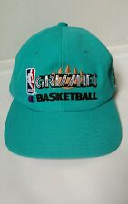 Vintage 90s Vancouver Grizzlies NBA Snapback Hat  Basketball Champion