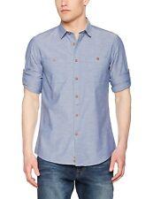 United Colors of Benetton Shirt, Camicia Uomo Tg L