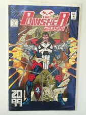 The Punisher 2099 #1 First Print Marvel Comics Foil Cover Feb 1993