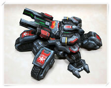 "StarCraft 2 Terran Human the Crucio Siege Tank DIY Paper Model 11cm=4"" Tall"