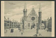 Den Haag  Ridderzaal 1916
