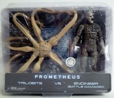NECA Reel Prometheus Action Figure Trilobite & Engineer Bnip Model Toy Gift