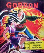 GORDON N.36 1965  FRATELLI SPADA RAYMOND FLASH 20.000 LEGHE SOTTO I MARI