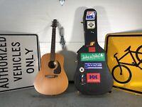 Seagull Cedar Acoustic Guitar Padded Hard Case Make An Offer