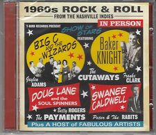 Various – 1960s rock & roll from the Nashville Indies, CD NUOVO