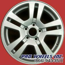 "FORD EDGE 2007 2008 2009 2010 LINCOLN MKX 2007 17"" SILVER OEM WHEEL RIM 3672"