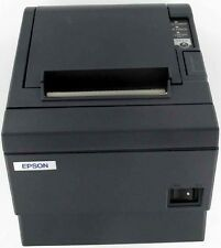 EPSON TM-T88III RECEIPT PRINTER CHARCOAL-RS232/SERIAL INTERFACE WITH WARRANTY