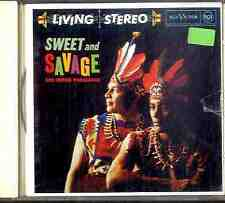 LOS INDIOS TABAJARAS Sweet and Savage CD da NEGOZIO QUASI PERFETTO