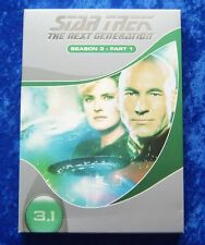 Star Trek The next Generation Staffel 3.1, DVD Box