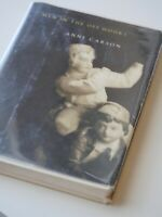 Anne Carson's Men in the Off Hours (First Edition 1st printing)
