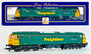 LIMA 00 GAUGE - L204686 - CLASS 57 DIESEL 57002 'FREIGHTLINER PHOENIX' - BOXED