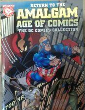 Return To The Amalgam Age of Comics TPB DC Marvel Comics Crossover VF/NM OOP