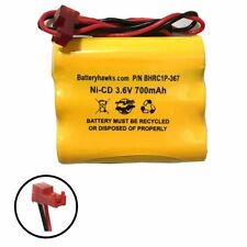 Cooper LPX70RWH battery replacement for emergency / exit light