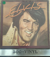 ELVIS PRESLEY WELCOME TO MY WORLD LP RCA Victor PL12274 1977 VG+ / VG+