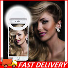 Selfie Ring Light Rechargeable Portable Clip-on Selfie Fill Light with 36 LED