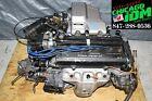 Jdm 1997-2001 Honda Crv B20b 2.0l Dohc Non Vtec Engine 5 Spd Awd Trans Wire Ecu