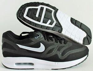 Nike Air MAx 1 Lunar ID Black-White (704126-991)